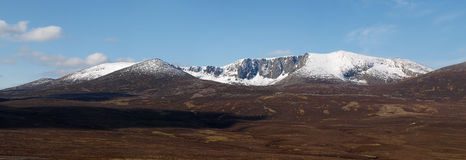 Lochnagar, Scotland. Royalty Free Stock Images
