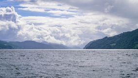 Lochness Loch Sea Water Scene stock photography