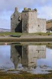 Lochranza Castle Στοκ Εικόνες