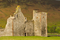 Lochranza Castle Royalty Free Stock Images