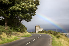 Lochranza Castle, Scotland Royalty Free Stock Image
