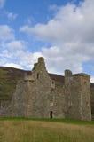 Lochranza slott Arkivfoton