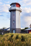 Lochrist Rear Range Lighthouse Stock Photos