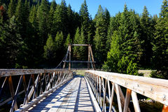 Lochsa River Bridge - Idaho Stock Photos