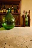 lochu antykwarski wino Zdjęcia Royalty Free