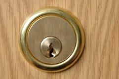 Lock. Door lock stock photo