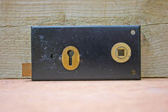Lock. Royalty Free Stock Photography