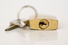 Free Lock And Key Stock Images - 10541894