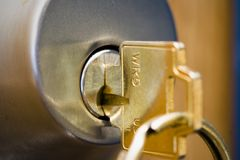Free Lock And Key Royalty Free Stock Photos - 758888