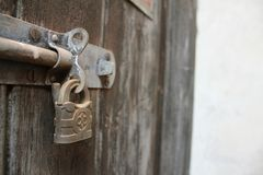 Lock Royalty Free Stock Photos