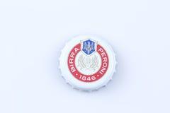 Lock av öl och drycken royaltyfria bilder