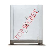Lock box safe Royalty Free Stock Images
