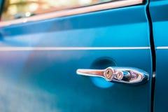 Lock car doors. Royalty Free Stock Images