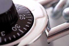 Lock and Chain stock images