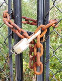 Lock Royalty Free Stock Photography