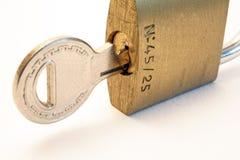 Lock detail Stock Photos