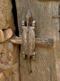 Lock of the door Stock Images