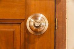 Lock door Stock Images