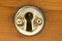 Lock in the drawer Stock Photos