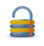 Lock icon Royalty Free Stock Photos