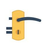 Lock icon vector. Royalty Free Stock Photos