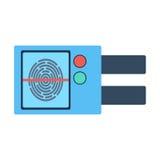 Lock icon vector. Stock Photography