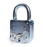 Lock isolated Stock Photos