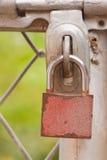 Lock and key. Royalty Free Stock Photo
