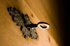 Lock and Key series2 Royalty Free Stock Images