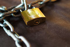 Lock and Keys Royalty Free Stock Images