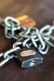 Lock and Keys Stock Photo