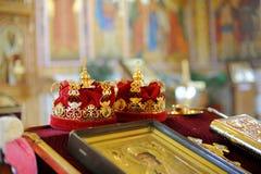 lock kyrktar traditionellt Royaltyfri Foto