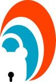 Lock logo Stock Images