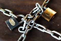 Lock no Keys Royalty Free Stock Photography