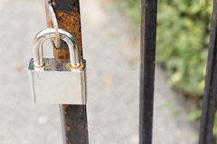 Lock,object,background Royalty Free Stock Photography