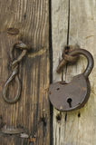 Lock old Stock Image