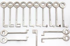 An lock pick Stock Photography