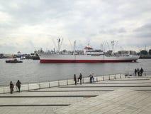 Lock San Diego Hamburg Arkivbild
