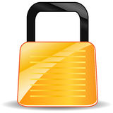 Lock tool Royalty Free Stock Images