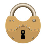 Lock. Royalty Free Stock Images