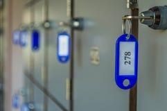 Lockable шкаф Стоковое Изображение RF