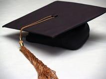 lockavläggande av examen Fotografering för Bildbyråer