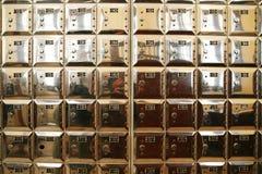 Lockboxes Stock Image