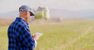 Modern farming agriculture