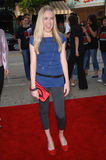 Locke, Spencer. Actress SPENCER LOCKE at the Los Angeles premiere of her new movie Monster House. July 17, 2006  Los Angeles, CA  2006 Paul Smith / Featureflash Royalty Free Stock Photos