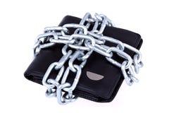locked портмоне Стоковая Фотография RF
