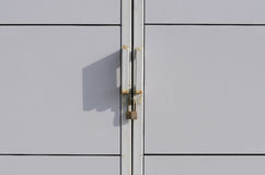 locked fotografie stock