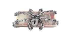 Locked Bills Stock Images