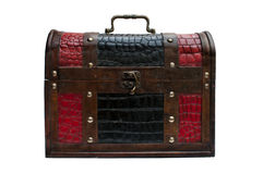 Locked Chest Stock Images