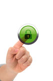 Locked concept Royalty Free Stock Images